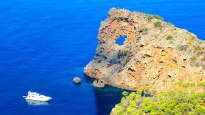 Mallorcan saaren maisemia