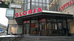Biograf Gloria i Vasa.