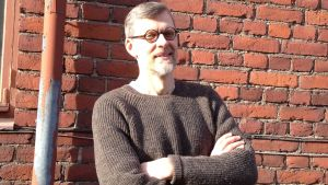 Johannes Brusila är professor i musikvetenskap vid ÅA