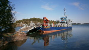 Meripojats fartyg Kala 6