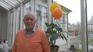 Styrelseordförande Georg Hannus