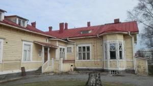 Renoveringen av Carpelanska huset måste planeras om