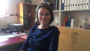 Anita Sundman, (SFP)