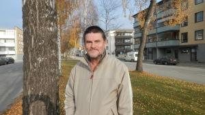 Fullmäktigeledamot Karl-Erik Wikström (KD)