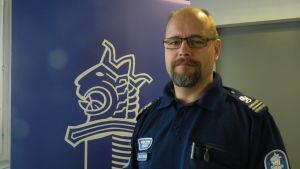 Ylikomisario Jere Roimu, Helsinki.