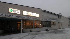 Hälsovårdscentralen i Bennäs i Pedersöre