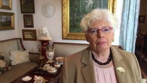 Harriet Silius, professor emerita
