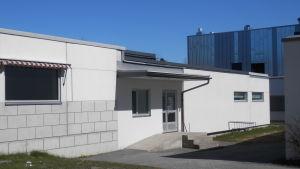 Malmska sjukhusets kök renoveras