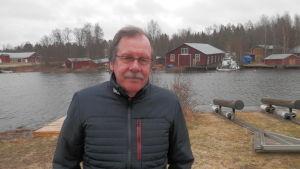 Rainer Karvonen, ordförande för Pedersörenejdens kyrkliga samfälligheter