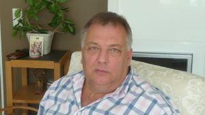 En man som heter Mats Lagerstam.