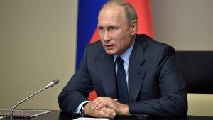 Rysslands president Vladimir Putin meddelade den 27 september 2017 att Ryssland förstört sina sista lager av kemiska vapen.