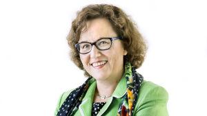 Anna-Liisa Tarvainen, verkställande direktör vid Trafikskyddet.
