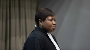 ICC:s chefsåklagare Fatou Bensouda.