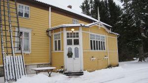 Torgare prästgård i Kronoby.