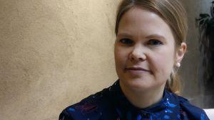 Hanna Heiskanen är ledande digitaliseringsexpert vid Finansinspektionen