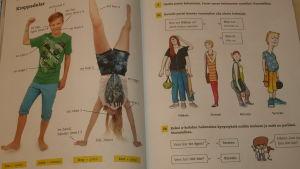 Lärobok i svenska