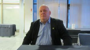 Bildningsdirektör Per-Olof Nyström