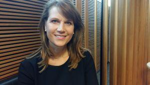 Maria Ekroth är verkställande direktör vid Reumaförbundet i Finland.