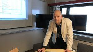 Gemene man förstår inte hur stort narkotikaproblemet är på Åland. Det säger kommisarie Rasmus Friman