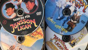 En varieté Jönssonligan filmer