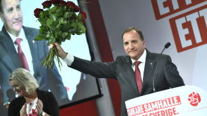 Stefan Löfven.