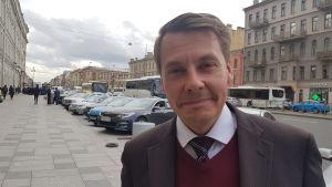 Barnombudsmannen Tuomas Kurttila.