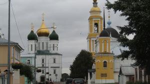Kolomna är en känd turistort med en månghundraårig historia.