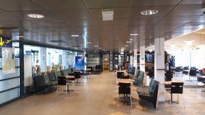 Kronoby flygplats