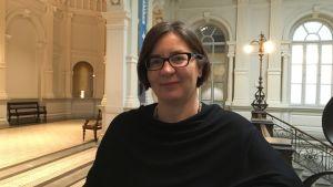 Bild på specialforskare Anu Utriainen.