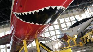 Missiler samlade på Cape Canaverals museum