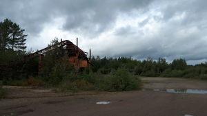 Grundvattenområdet Sandåsen utanför Jakobstad