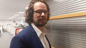Juha-Matti Katajajuuri är forskare vid Naturresursinstitutet Luke.
