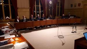 Kaskisten kaupunginvaltuuston kokous