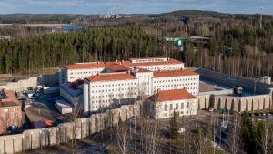 Riihimäen vankila, ilmakuva