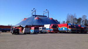 Cirkus i Karis