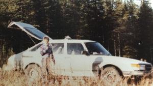 Flyktbil som användes för att föra Oleg Gordijevski ut ur Sovjet.