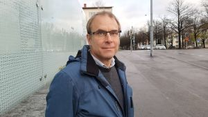 Max Holm är informatör vid Rädda barnen.