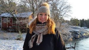 Linda Hellström-Pasanen.