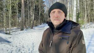 Visa Eronen är jaktchef i Nyland.