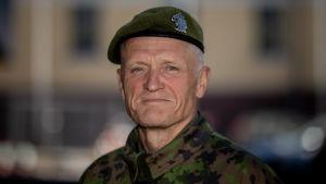 Puolustusvoimain komentaja kenraali Timo Kivinen