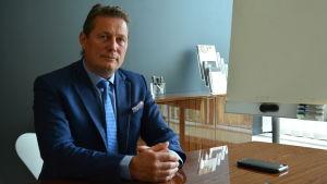 FN-steels konkursförvaltare Hannu Ylönen