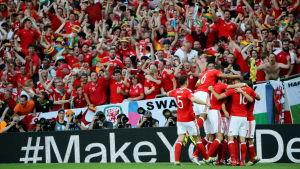 Wales är ett av VM:s största utropstecken.