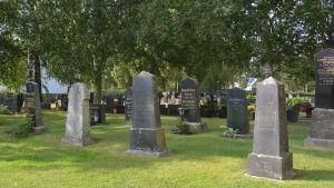 Pedersöre begravningsplats