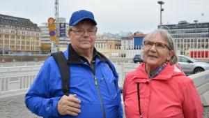 Jaakko och Maija-Liisa Reunanen.