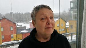 Journalisten och författaren Elina Sana 2019.