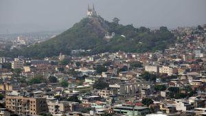 Det förekom över 2 300 skjutningar under de första 100 dagarna år i Brasiliens näst största stad Rio de Janeiro