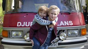 Sune och Håkan i filmen Sune - Best man