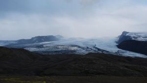 Vulkanen Katla i Island