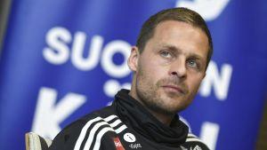 HC Tallinns tränare Risto Lepp.