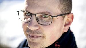 Porträtt bild på Johnny Långstedt